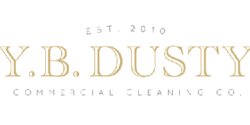 W.B.Dusty Commercial Cleaners logo