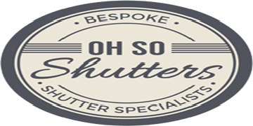 Oh So Shutters logo