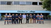 Chichester College launches new rugby academy