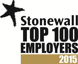 AMEX Stonewall Top 100 Employers 2015