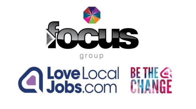 Focus Group have teamed up with LoveLocalJobs.com and Be the Change!