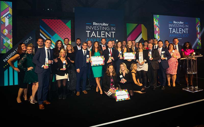 Investing in Talent Header