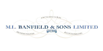 ML Banfield & Sons logo