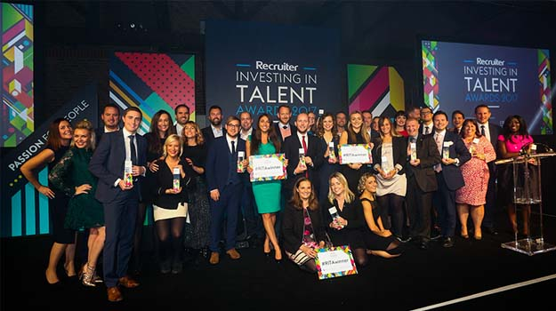 LoveLocalJobs.com Win at the Investing in Talent Awards 2017!