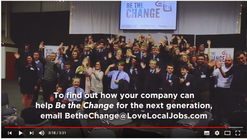 Our Pricing Is Changing in SeptemberWatch our Be the Change promo video