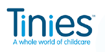 Tinies Brighton & Sussex logo