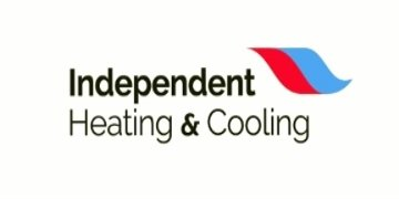 Independent Heating & Cooling logo