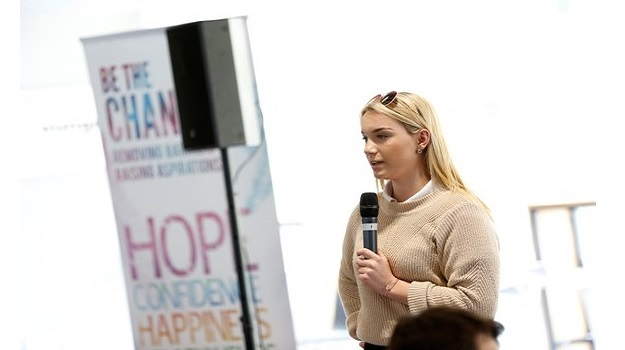 Case Study from Be the Change Brighton Catch Up & Inspire
