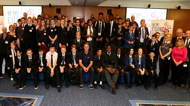 Crawley and Gatwick Businesses Help Boost Young People's Confidence and Career Prospects
